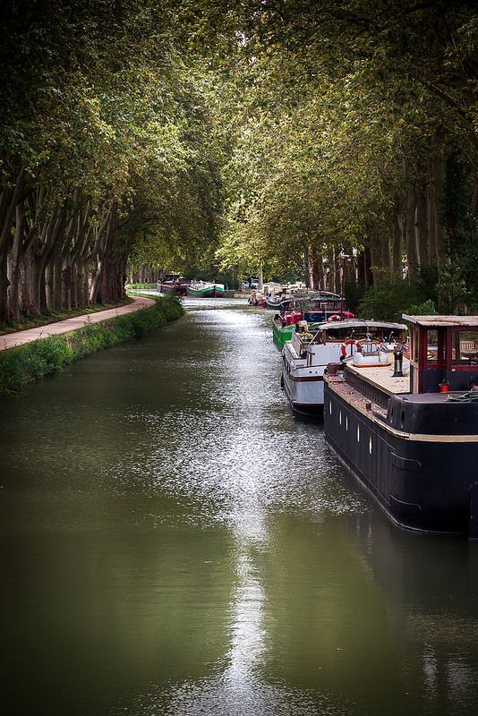 Resume Om Bordeaux Canal