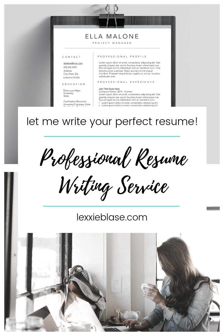 Resume Update Services Near Me