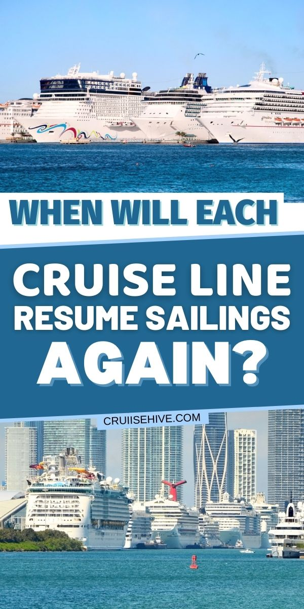 When Will Cruises Resume In Europe