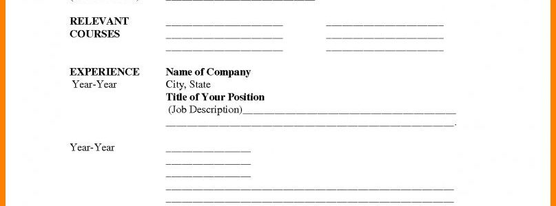 Resume Filling Company Fake Or Real