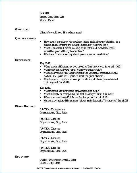 Resume Headline Examples For Students