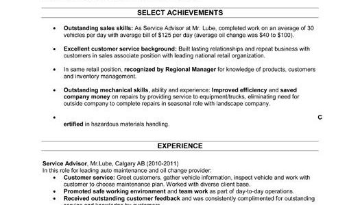 Professional Resume Services Calgary