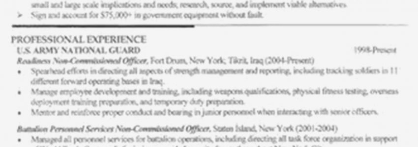 Professional Resume Services Near Me