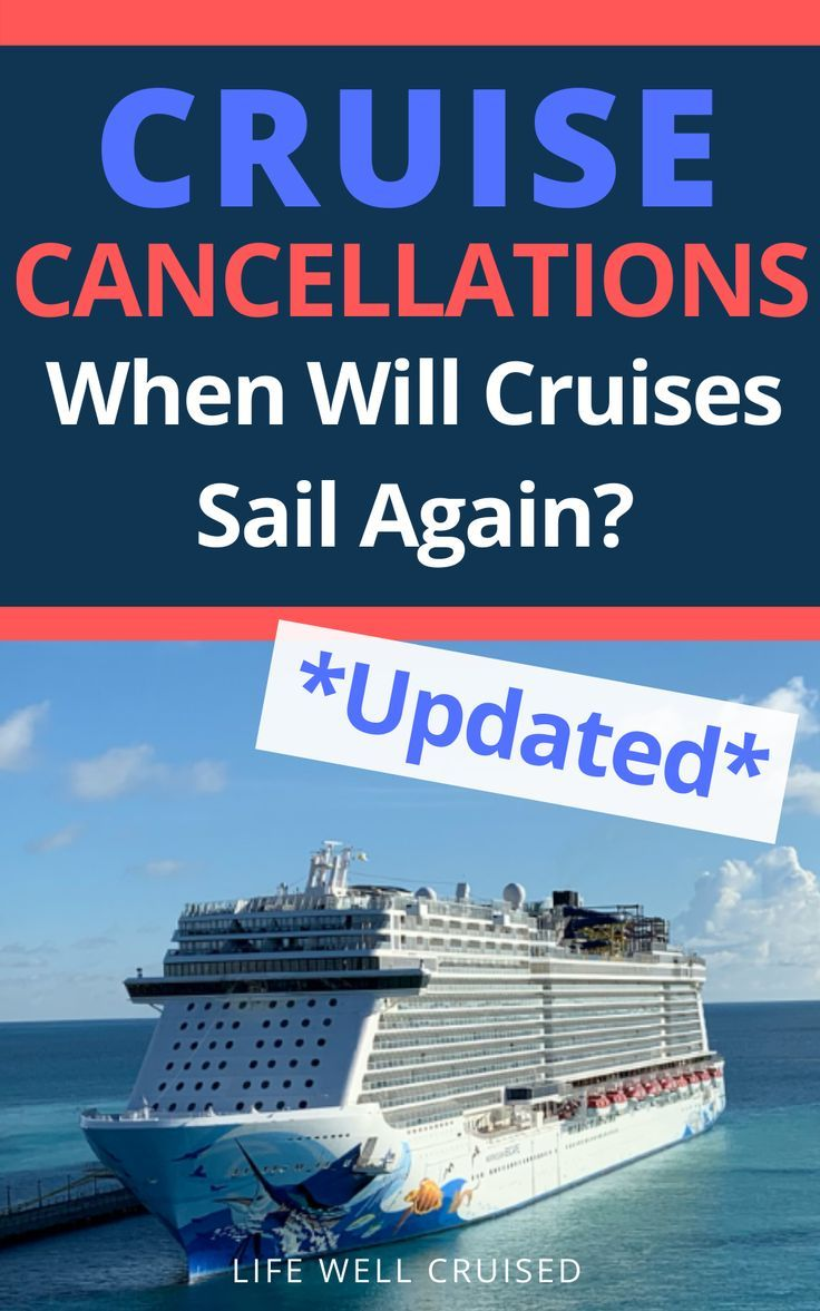 When Will Cruises Resume Ncl