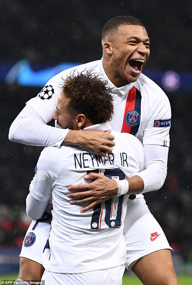 Resume Psg Montpellier Canal
