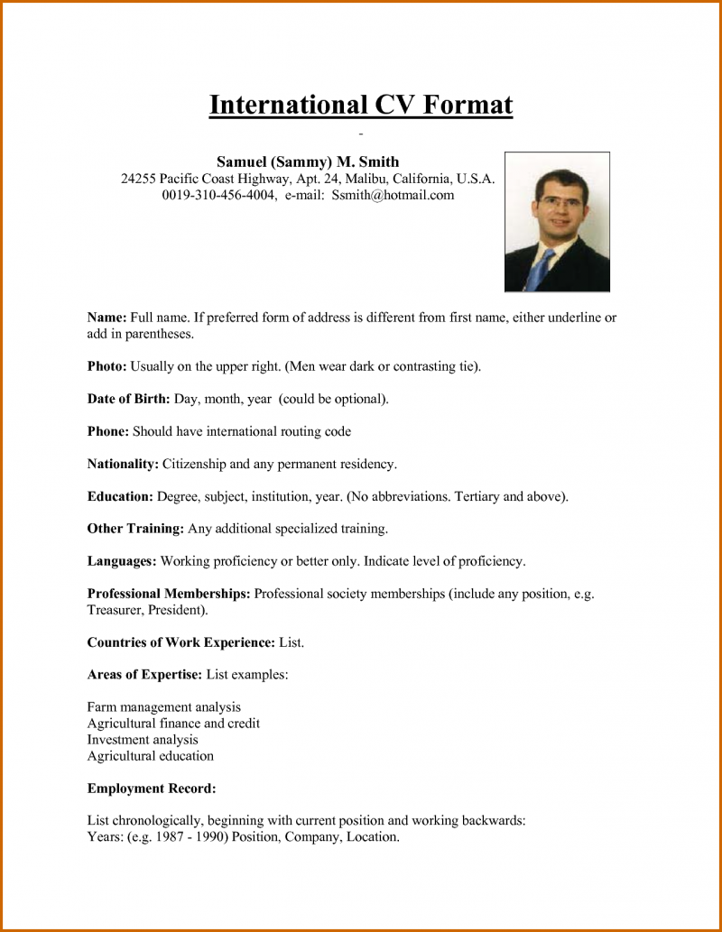 Resume Writing Jobs For Beginners