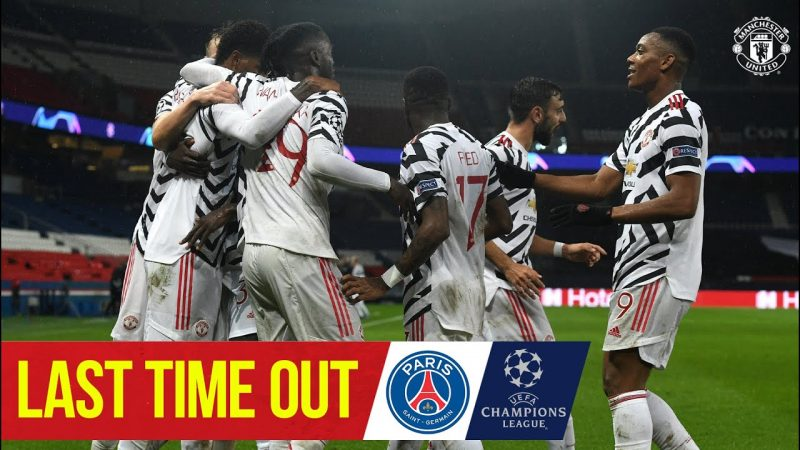 Resume Video Psg Manchester United